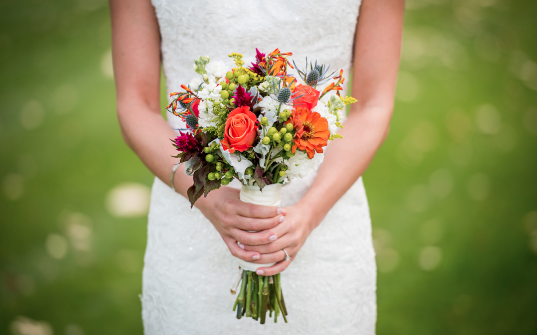 Choosing Your Wedding Colours: Tips & Tricks