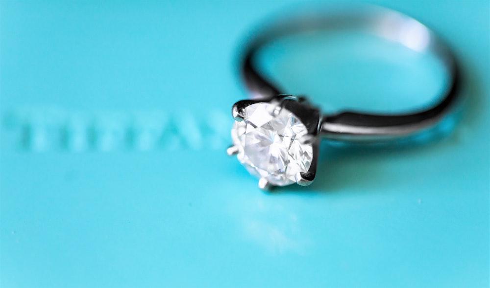 Diamond Engagement Ring - Kamaara Wedding Video Blog