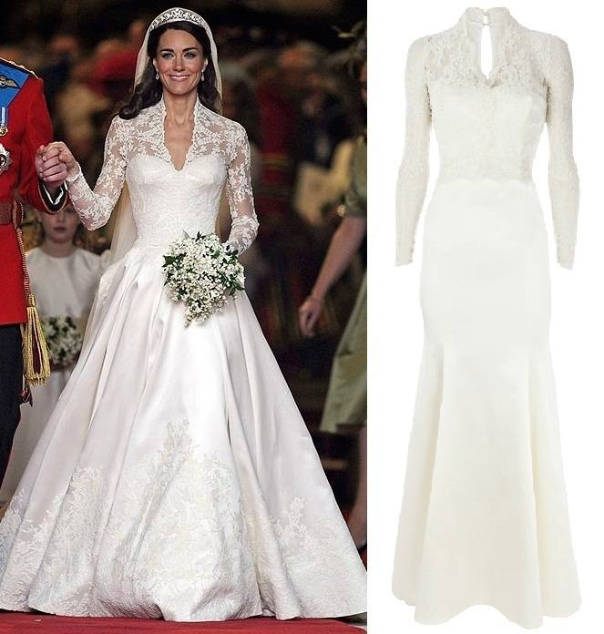 Lovely Designer Wedding Dresses Alexander Mcqueen 17 In With