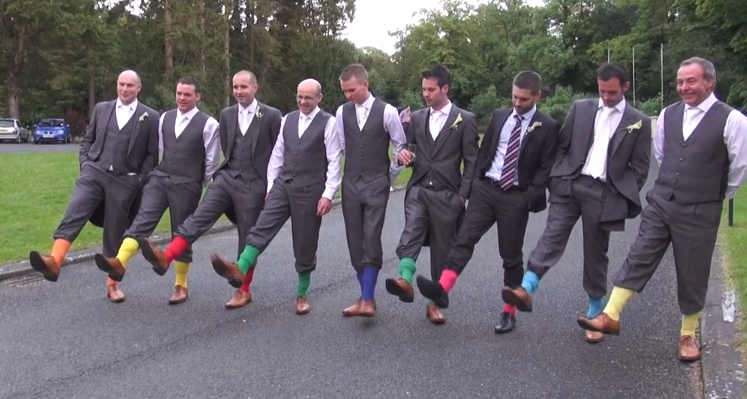 Bridegroom Wedding Day Style