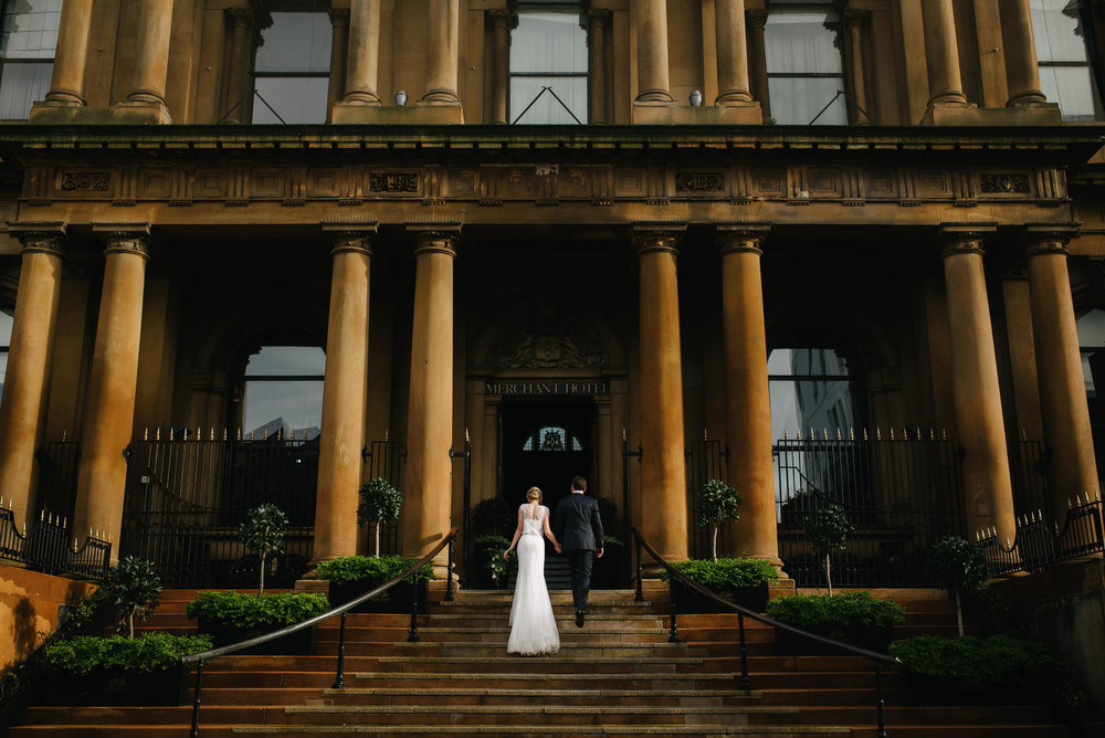 The Merchant Hotel - Belfast wedding suppliers