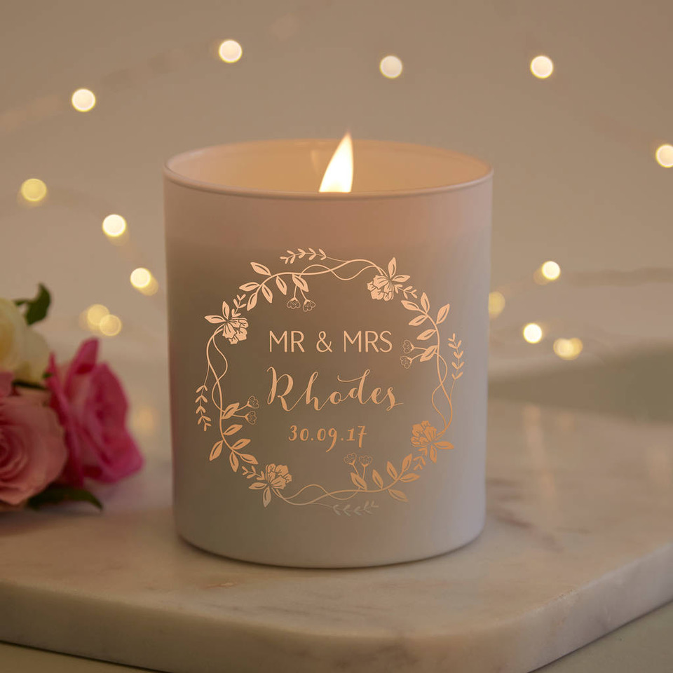 wedding trends - candle ideas
