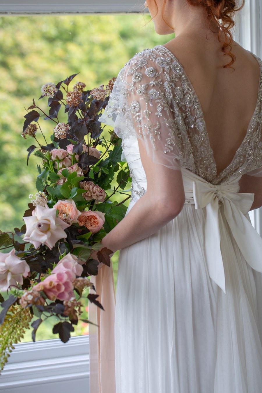 Winning wedding supplier Victoriana Floral, Whitehead