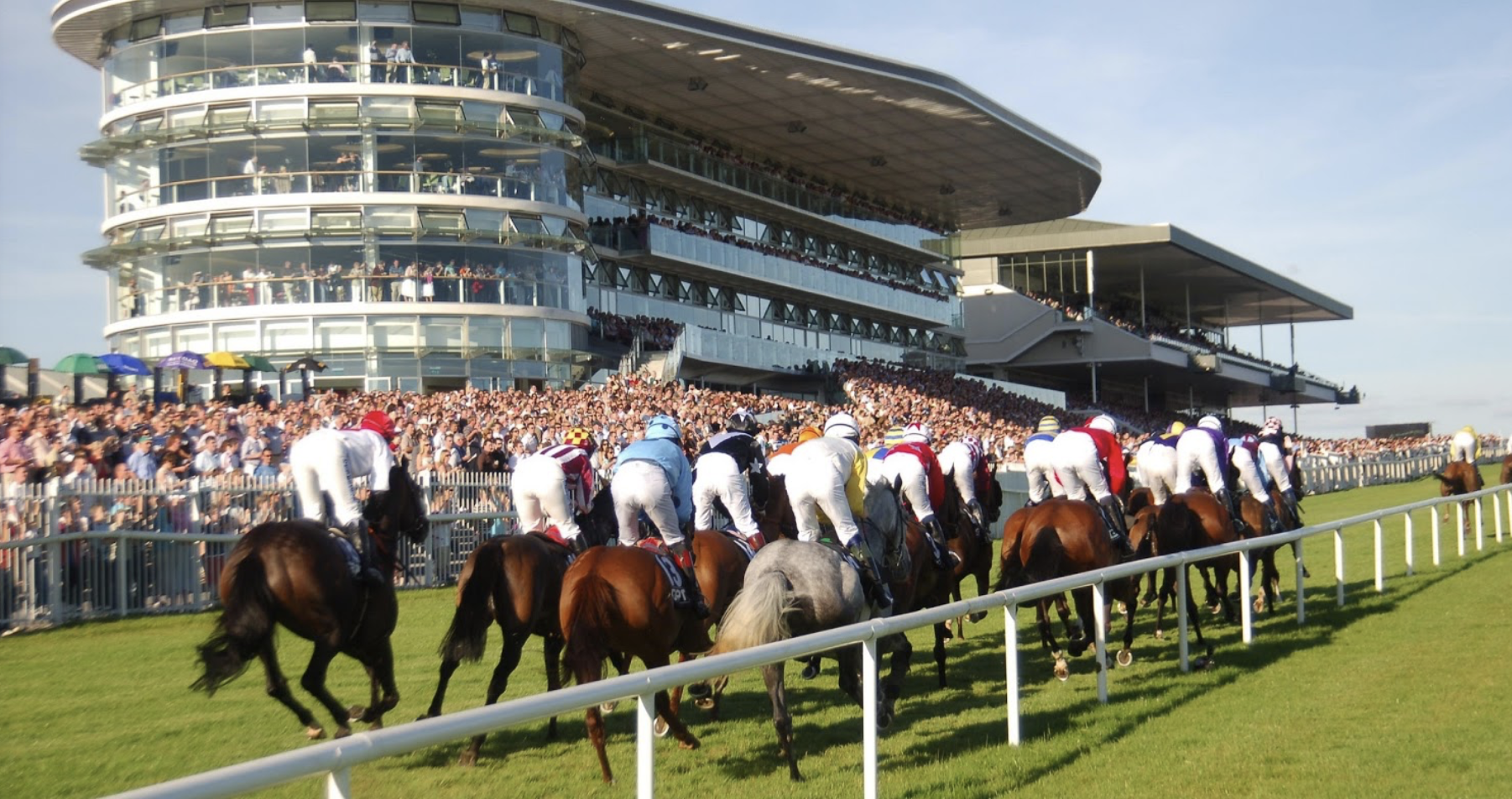 Stag Do Ideas Ireland - Galway Races