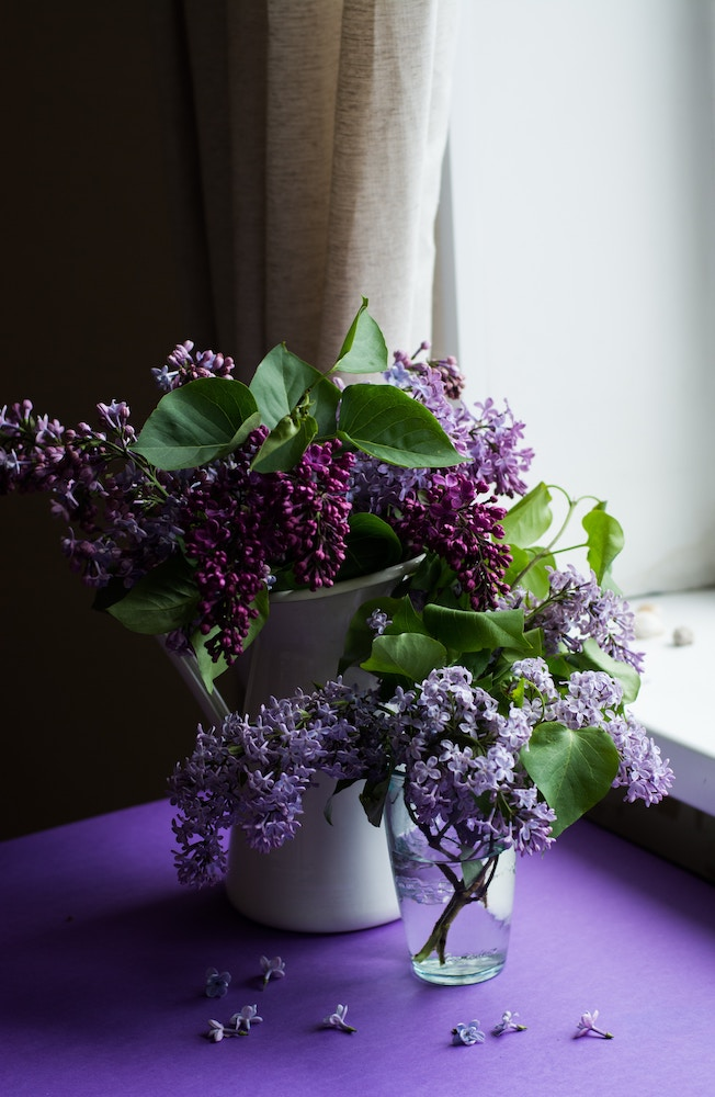 lilac for your spring wedding
