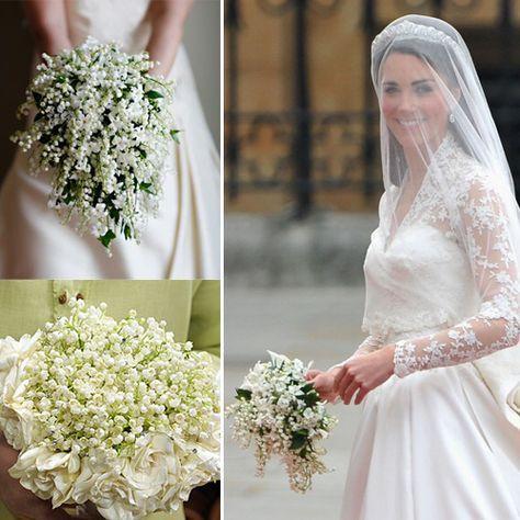 royal wedding floral ideas